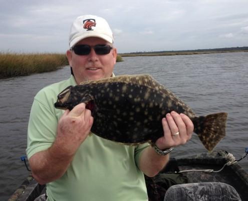 Santee Cooper Fishing